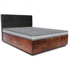 Łóżko HYGGE PLUS EKODOM drewniane