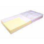Materac PULSE FANTASY JANPOL 80x200 piankowy – poekspozycyjny