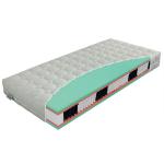 Materac ADMIRAL BIO-EX EXCLUSIVE H3 80x200 MATERASSO kieszeniowo-piankowy