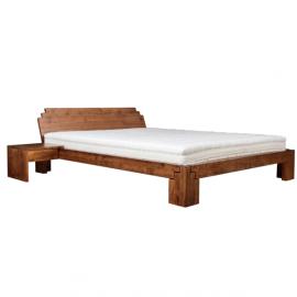 Łóżko FALUN EKODOM drewniane