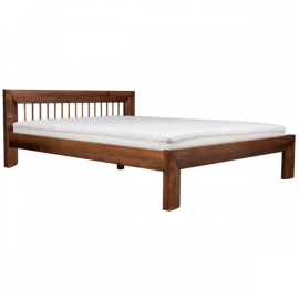 Łóżko KIRUNA EKODOM drewniane
