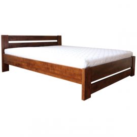Łóżko LULEA EKODOM drewniane