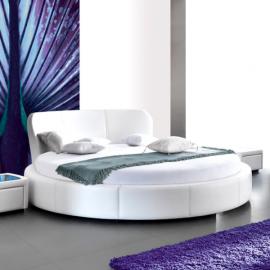 Łóżko PERŁA NEW ELEGANCE tapicerowane