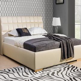 Łóżko APOLLO H NEW ELEGANCE tapicerowane