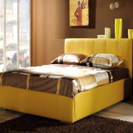 Łóżko AFRODYTA A+B NEW ELEGANCE tapicerowane