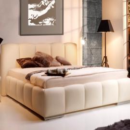 Łóżko CARRERA NEW DESIGN tapicerowane