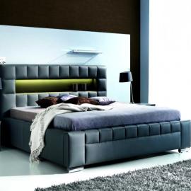 Łóżko CEZAR NEW ELEGANCE tapicerowane