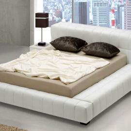 Łóżko CUBE NEW ELEGANCE tapicerowane