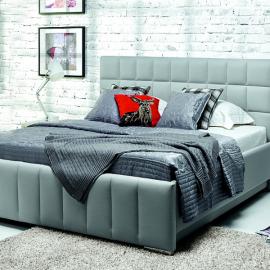 Łóżko KALIPSO H NEW ELEGANCE tapicerowane