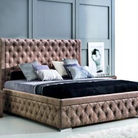 Łóżko ROMA NEW ELEGANCE tapicerowane