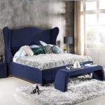 Łóżko TIFFANY NEW ELEGANCE tapicerowane