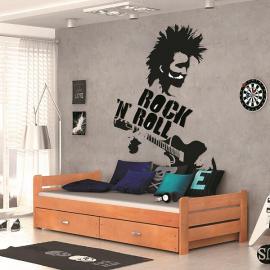 Łóżko BARTEK AJK MEBLE młodzieżowe