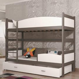 Łóżko TWIST AJK MEBLE dziecięce