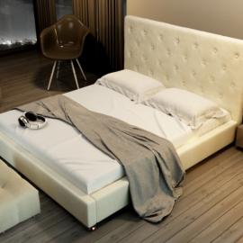 Łóżko AVANTI NEW DESIGN tapicerowane