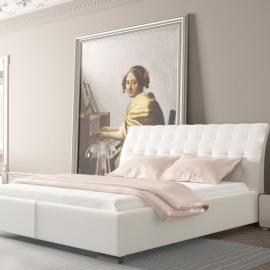 Łóżko MADISON PRESTIGE NEW DESIGN tapicerowane