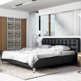 Łóżko MADISON LUX NEW DESIGN tapicerowane
