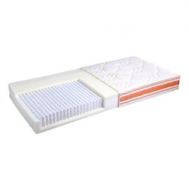 Materac FORTE JANPOL 100x200 kieszeniowy - poekspozycyjny