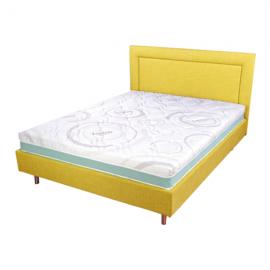 Łóżko SANTORINI JANPOL tapicerowane