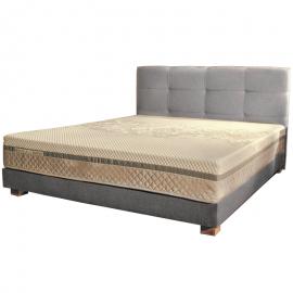 Łóżko TAILOR SEALY tapicerowane
