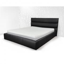 Łóżko LETTO 2 PAN MATERAC tapicerowane