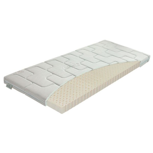 materac top latex materasso nawierzchniowy klinika snu. Black Bedroom Furniture Sets. Home Design Ideas