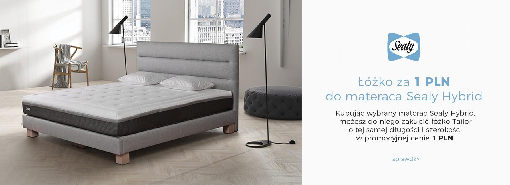 Łóżko Tailor za 1 PLN
